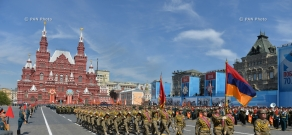 Moscow hosts Victory Day Parade on 70th anniversary of the Great Patriotic War