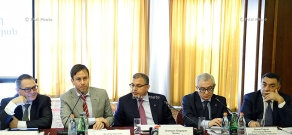 Presentation of the 3rd Armenian national report under the UN Framework Convention on Climate Change