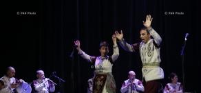 «Շողակն» անսամբլի մենահամերգը Երևանում