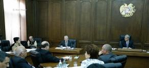 Обсуждения годового отчета «О выполнении государственного бюджета РА на 2014 год» в постоянных комиссиях парламента Армении