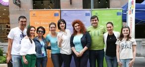 Ноу-хау ЕБРР на дне Европы, организованном Делегацией Евросоюза в Армении