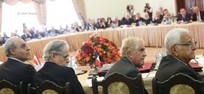 Заседание Попечительского совета Всеармянского фонда «Айастан»