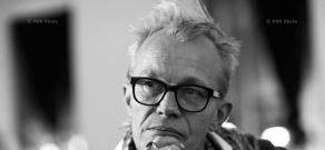 Master class of Danish photographer Jan Grarup in Yerevan