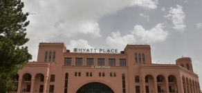 Opening ceremony of Hyatt Place hotel in Jermuk