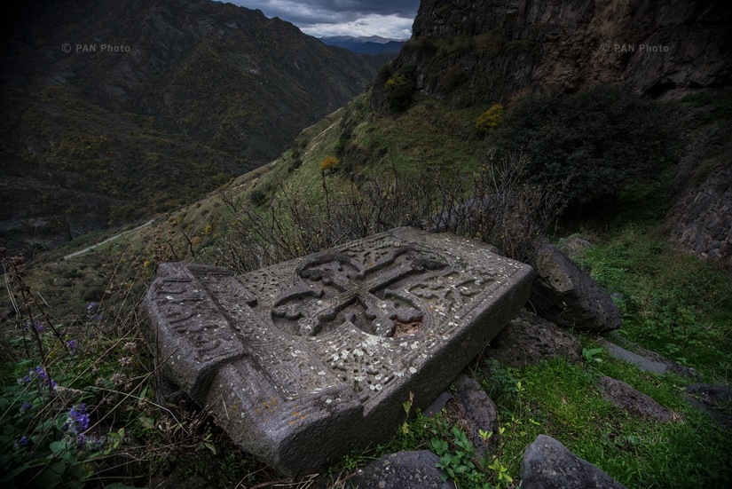 Армянское наследие: Монастырский комплекс Оромайр (Лорийская область)