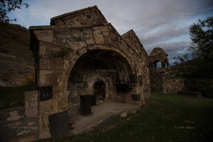 Հայկական ժառանգություն. Հոռոմայրի վանական համալիր (Լոռու մարզ)