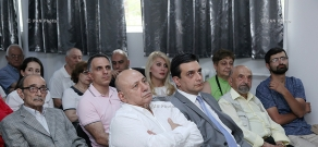 Department of Surgery after Prof V. T. Apoyan reopened in Armenia Medical Center
