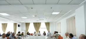 Round table on 'Outbreaks in Arab world and their impact on countries of the region'