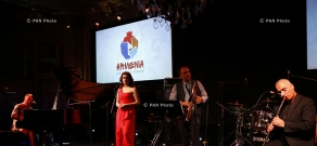 Midem 2015: Performances by members of Armenian delegation in Cannes and official reception with the participation of Armenian President