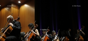 Midem 2015: Concert of State Youth Orchestra of Armenia (SYOA)