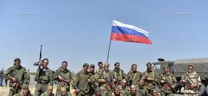 Open day in Erebuni air base dedicated to Russia Day