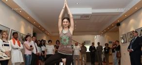 Briefing on International Yoga Day