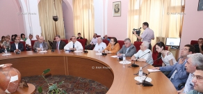 International conference dedicated to the 100th anniversary of Social Democrat Hunchakian Party's 20 martyrs