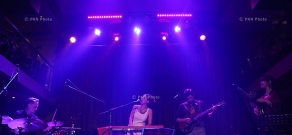 Deti Picasso band's concert in Yerevan