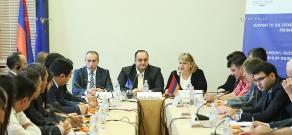 Armenia launches probation service pilot project