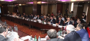 Yerevan hosts Armenian-Georgian legal forum