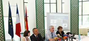 Official presentation of the virtual Armenian-French museum about Armenia and Armenians in WWI