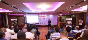 Presentation of Huawei for IT specialists of Armenia