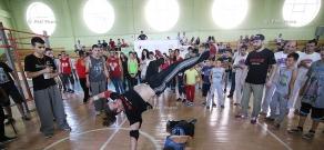 Healthy Lifestyle festival Mix Battle Fest - Armenia 2015 kicks off