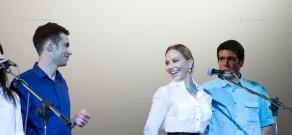 Yerevan premiere of the film Swann in Love with Ornella Muti: 12th Golden Apricot Film Festival