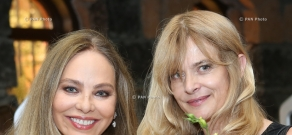 Ornella Muti and Nastassja Kinski visit Yerevan Brandy Factory: 12th Golden Apricot Film Festival