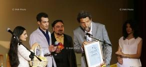 Closing ceremony of 12th Golden Apricot Film Festival