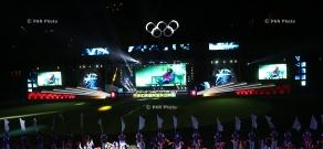 Opening of 6th Pan-Armenian Summer Games