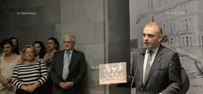 """Presentation of a monograph by Hay Demoyan, titled """"Armenian Sports and Physical Training in the Ottoman Empire"""" and the opening of a temporary exhibition"""