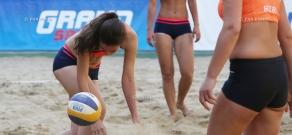 6th Pan-Armenian Summer Games:  Women's beach volleyball