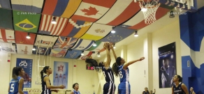6th Pan-Armenian Summer Games: Women's Basketball: Marseille - Los Angeles