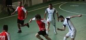 6th Pan-Armenian Summer Games: Futsal: Tehran – Al-Qamishli