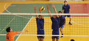6th Pan-Armenian Summer Games: Men's Volleyball: Athens - Police