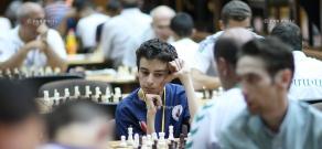 6th Pan-Armenian Summer Games: Chess