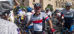 6th Pan-Armenian Summer Games: Cycling marathon