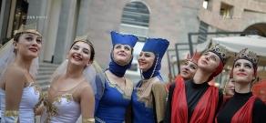 """Yerevan Taraz Fest"" at Northern Avenue"