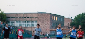 6th Pan-Armenian Summer Games: Athletics