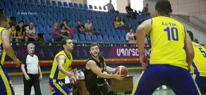 6th Pan-Armenian Summer Games: Men's basketball