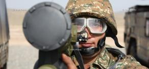 Shant-2015 military exercise: Shooting phase