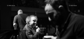 Yerevan Jazz Fest 2015, day 1: Afterparty