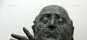 Opening of sculptor Eduard Shakhikyan's exhibition