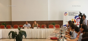 Public discussion on 'Constitutional amendments in Armenia: Referendum – freedom of expression'