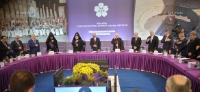 6th session of State Commission on Coordination of events, dedicated to the 100th anniversary of Armenian Genocide