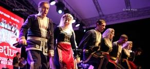 Gutan ethnic song and dance festival 2015