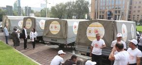 Launch of a social program in the framework of Erebuni-Yerevan 2797 celebrations