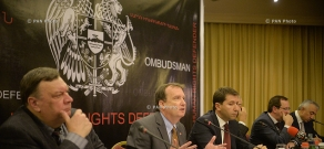 Workshop on Human rights in the draft constitutional amendments of Armenia
