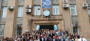 United Nations celebrates its 70th anniversary