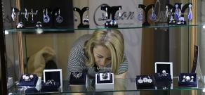 Opening of Yerevan Show 2015 jewelry exhibition