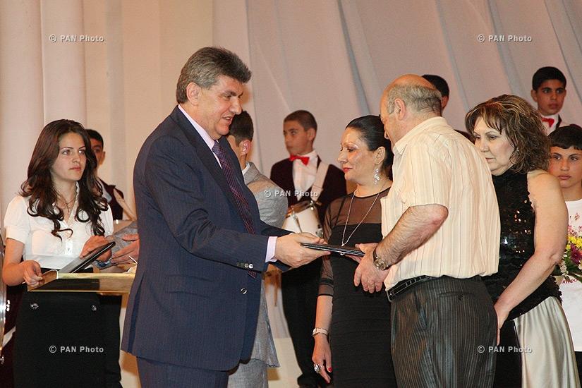 Ամփոփվեց Ռուսաստանի հայերի միության կազմակերպած գիտական և ստեղծագործական լավագույն աշխատանքների մրցանակաբաշխությունը