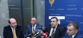 RA Police organized a roundtable discussion to minimize possible inaccuracies in the lists of participants of the Referendum on Constitutional reforms