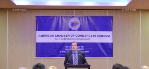 US Ambassador Richard Mills remarks at American Chamber of Commerce (AmCham) Meeting